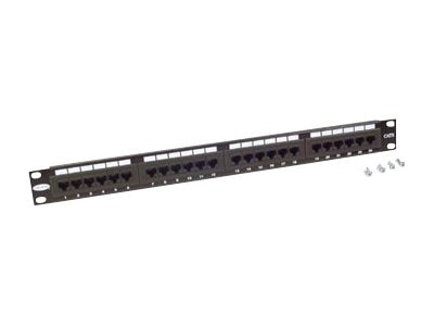 Belkin 24-Port Cat5 Patch Panel, F4P338-24-AB5