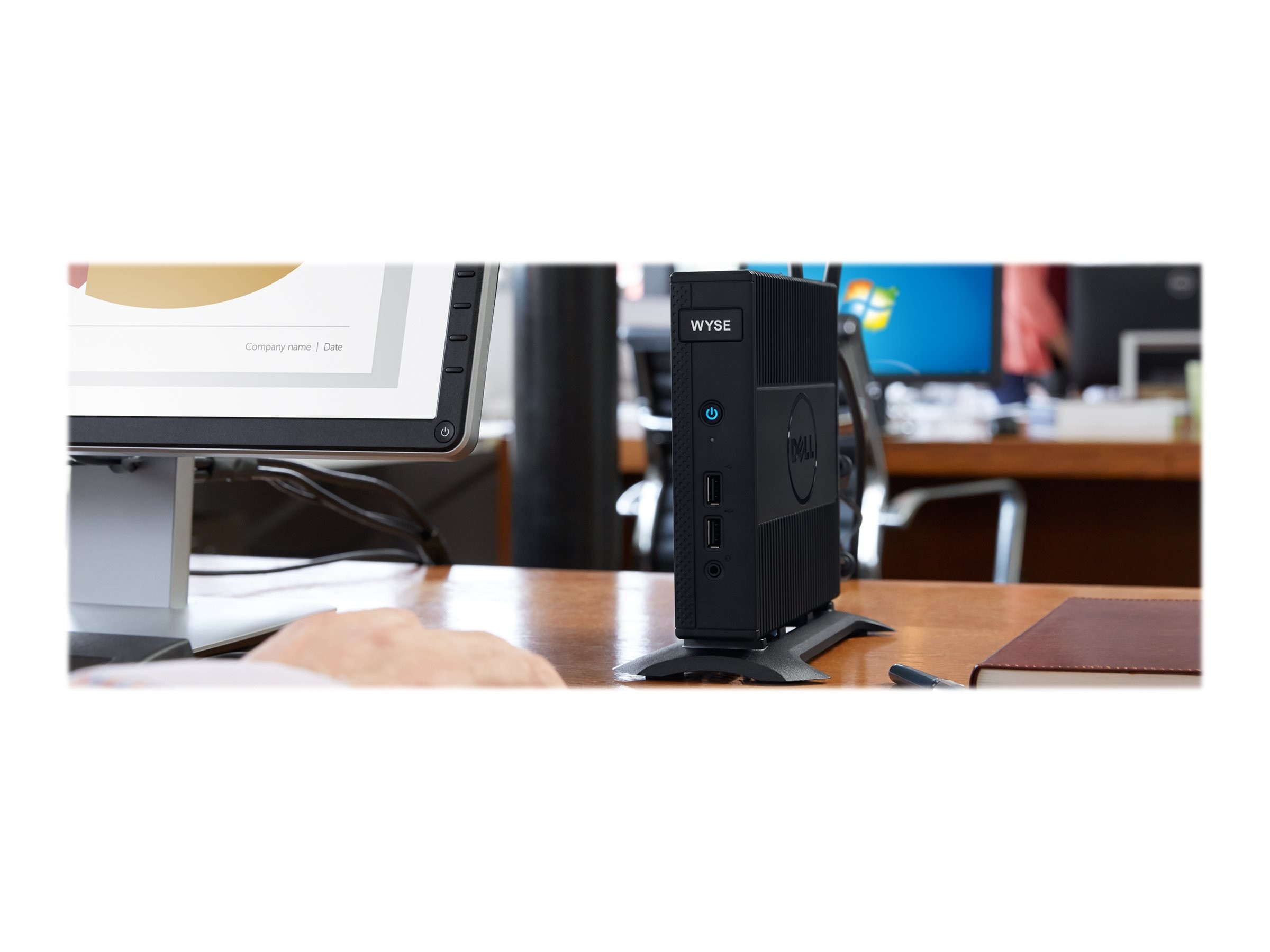 Wyse 5020 D90Q7 Client QC 4GB RAM 16GB Flash WES7, KTHYJ, 31008321, Thin Client Hardware