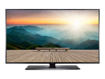 LG 48.5 LX340H Full HD LED-LCD Commercial TV, Black, 49LX340H