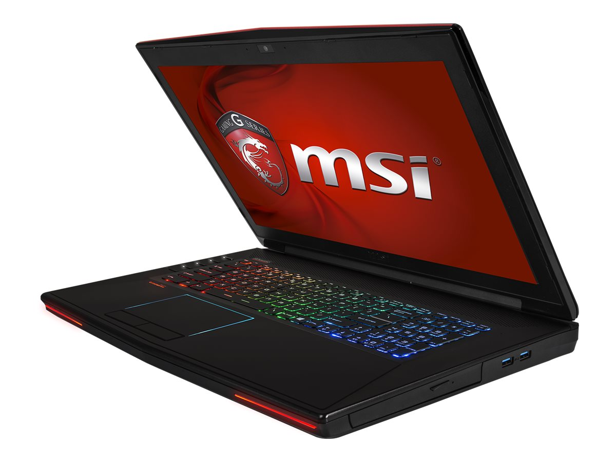 MSI GT72 Dominator Pro-444 Core i7-4980 32GB GTX980M 17 FHD Black