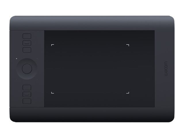 Wacom Intuos Pro Pen and Touch Small Tablet, PTH451