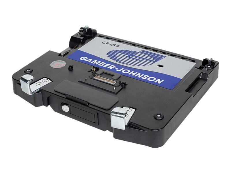Panasonic Vehicle Docking Station with Dual RF for Toughbook 54, 7160-0577-02-P