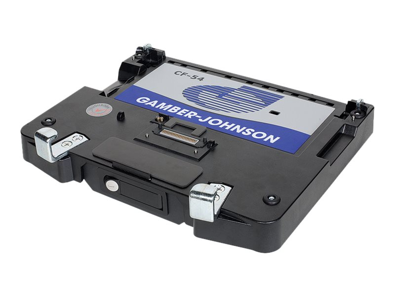 Panasonic Vehicle Docking Station with Dual RF for Toughbook 54, 7160-0577-02-P, 25235797, Docking Stations & Port Replicators