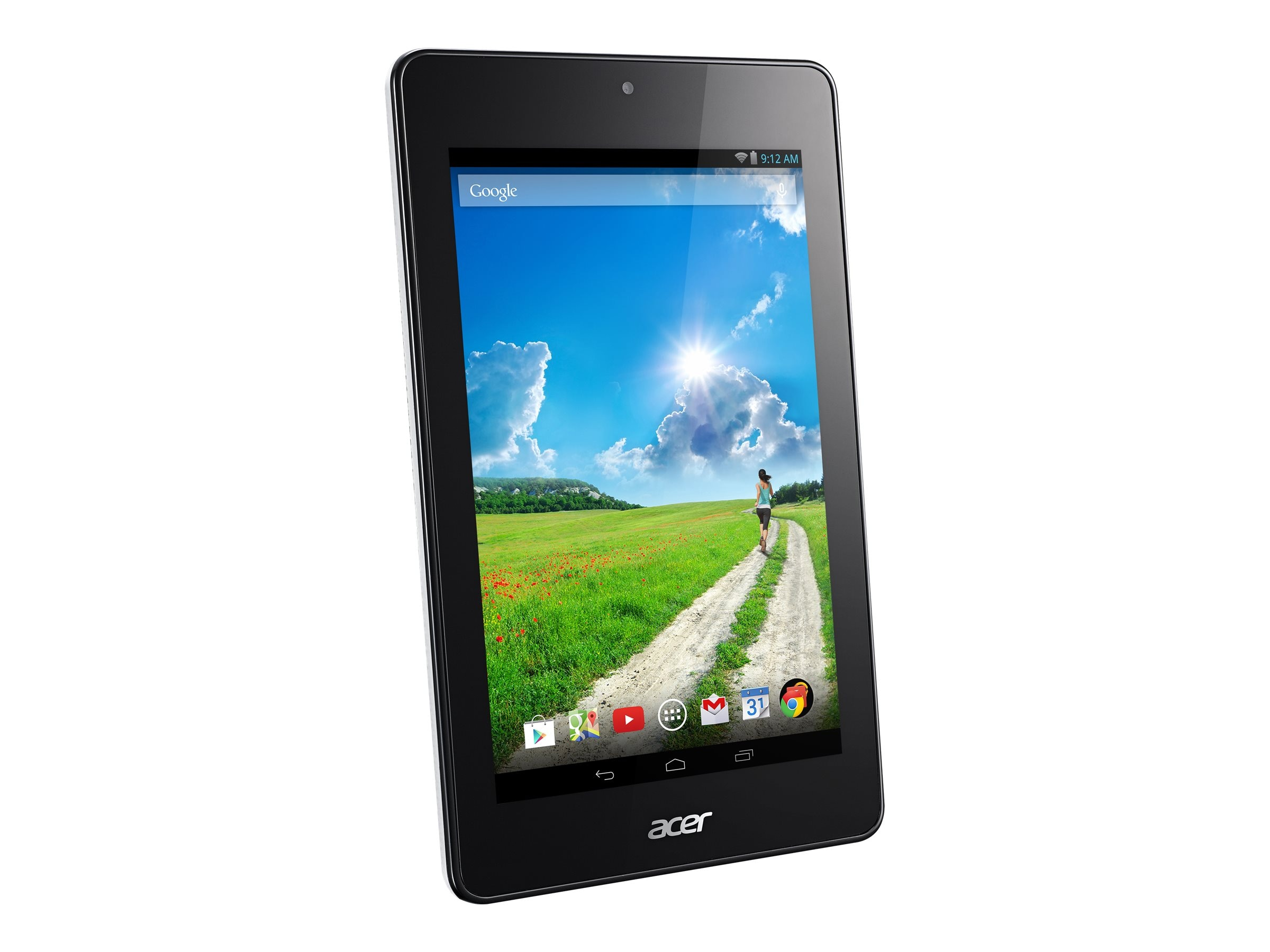 Acer Iconia One B1-730 7 Tablet PC, Green