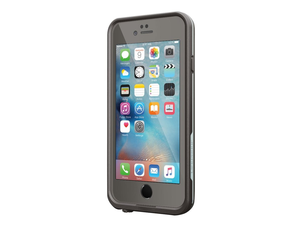 Lifeproof fre Case for iPhone 6 6S, Grind, 77-52565, 30757848, Carrying Cases - Phones/PDAs