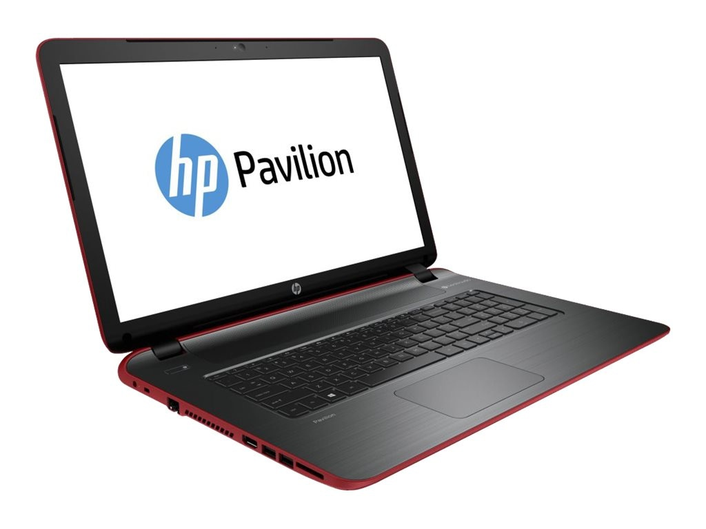 HP Pavilion 17-f022ds : 2.0GHz A8 Series 17.3in display, J6U81UA#ABA