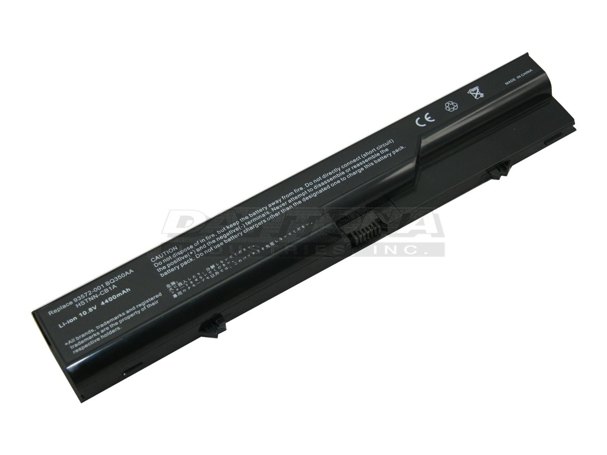 Denaq Replacement Battery for HP 587706-121