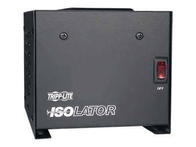 Tripp Lite 500W Full Isolation Transformer (4) Outlet 120V, IS500, 405195, Power Converters