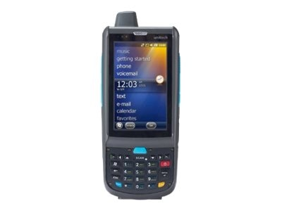 Unitech PA692 Mobile Computer, 2D Imager, Numeric Keypad, Camera, GPS