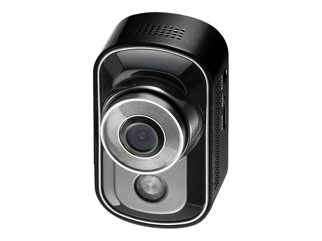 Pyle Full HD 1080p Dash Cam + Sports Action Camera, PDVRCAM50W