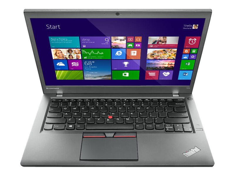 Lenovo TopSeller ThinkPad T450S 2.3GHz Core i5 14in display, 20BX001EUS, 18451521, Notebooks