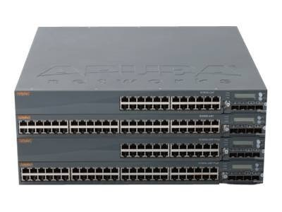 Aruba Networks S3500-48P Mobility Access Switch, S3500-48PF