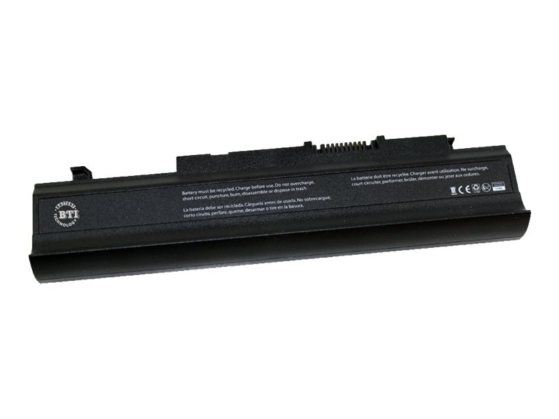 BTI Li-Ion for Toshiba Satellite E200 E205 Series, TS-E205, 15447121, Batteries - Notebook