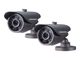 Samsung High Resolution Weatherproof IR Camera, 2-Pack, SDC-5440BCD, 30787385, Cameras - Security