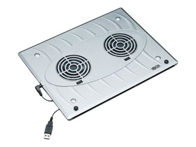 Tripp Lite Notebook Cooling Pad, Silver, NC2003SR