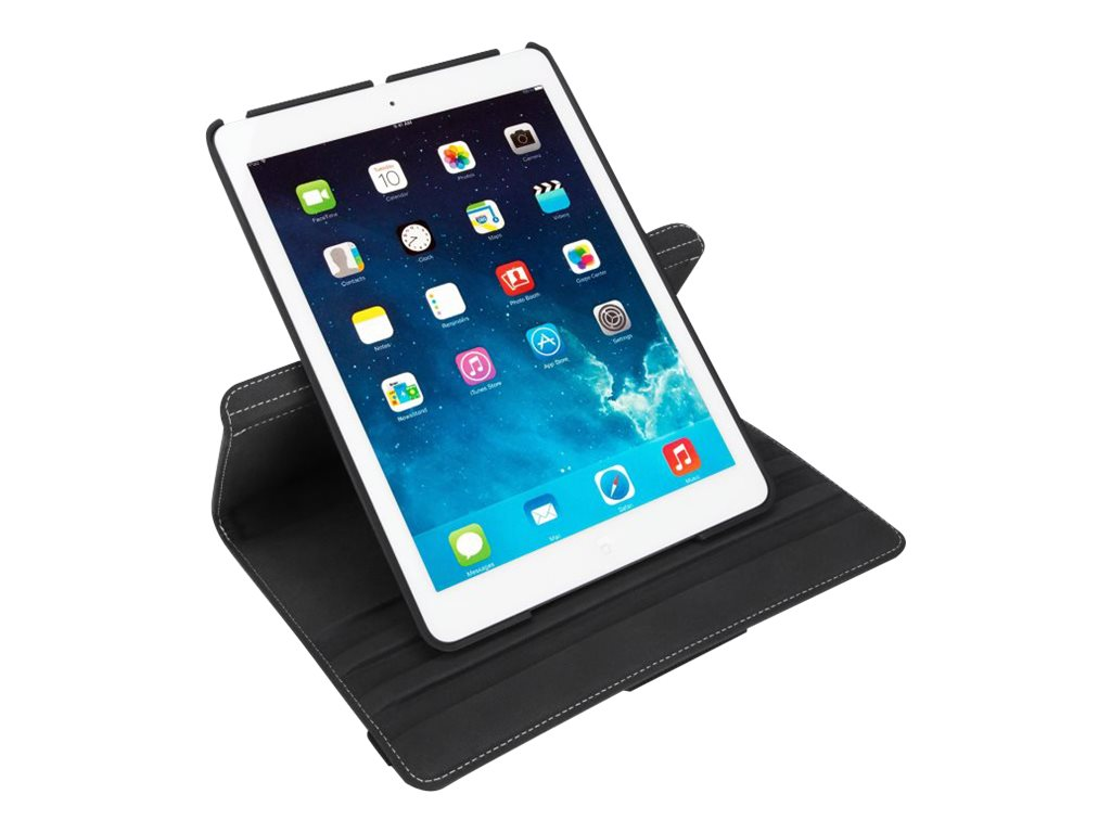 Targus Versavu Classic 360 for iPad Air 9.7, THZ458US, 16990643, Carrying Cases - Tablets & eReaders