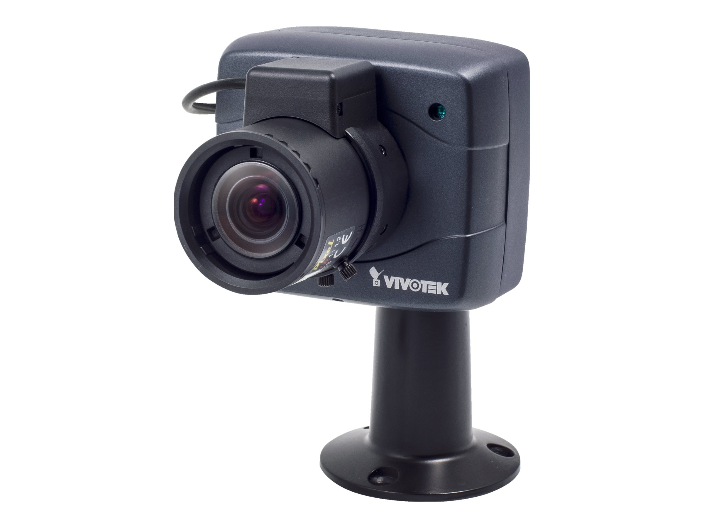 Vivotek 3MP WDR Mini-Box Network Camera, IP8173H