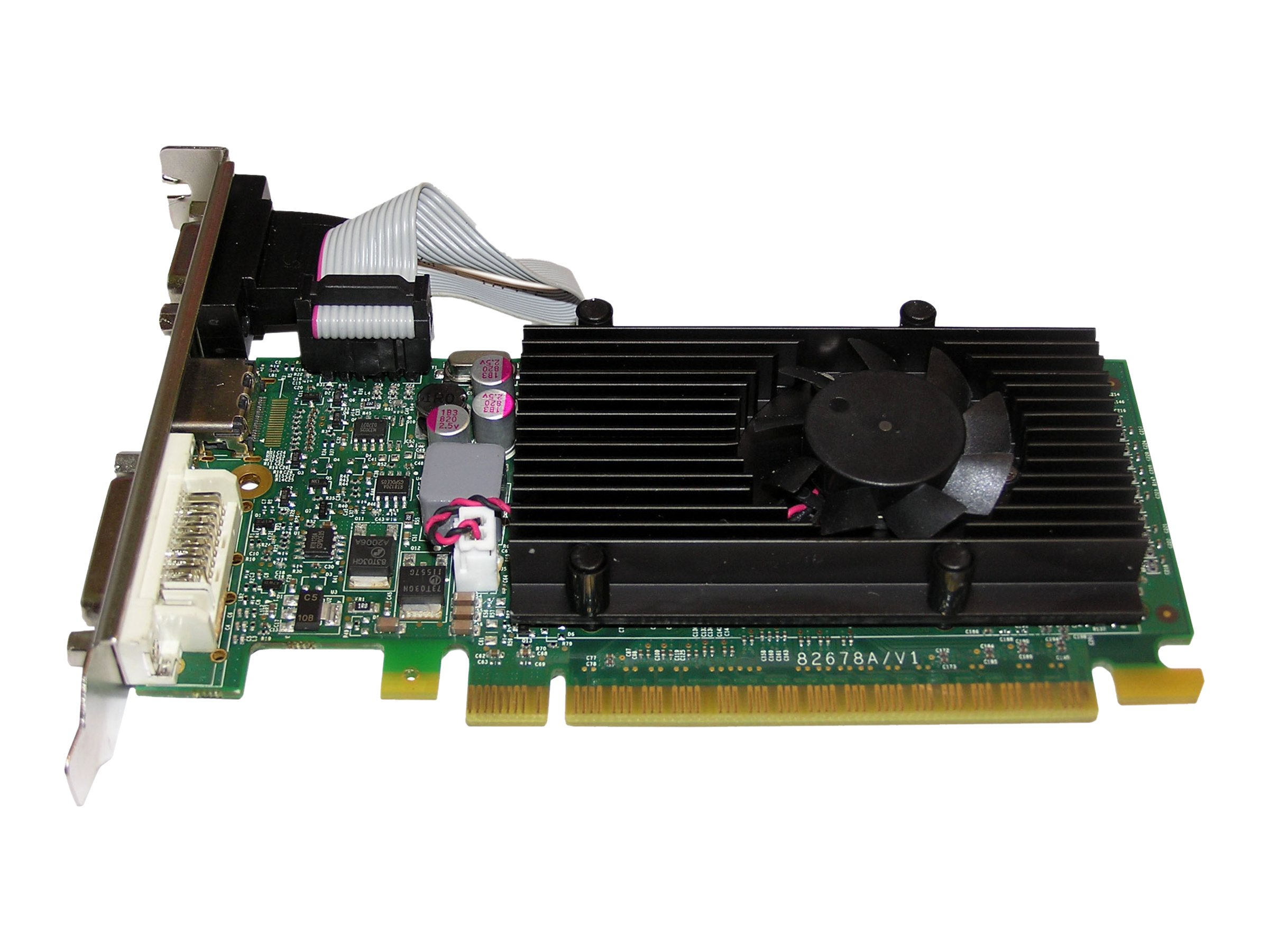 Jaton NVIDIA GeForce GT 610 PCIe Graphics Card, 1GB DDR3, VIDEO-PX610GT-LX