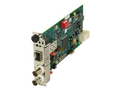 Transition ION TDM Converter Card-1550RX 1310TX SM 20KM
