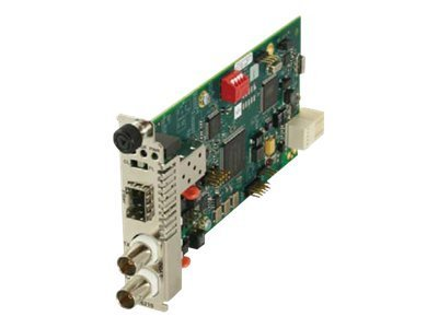 Transition ION TDM Converter Card-1310TX 1550RX SM 40KM, C6210-3029-B1, 12834694, Network Transceivers