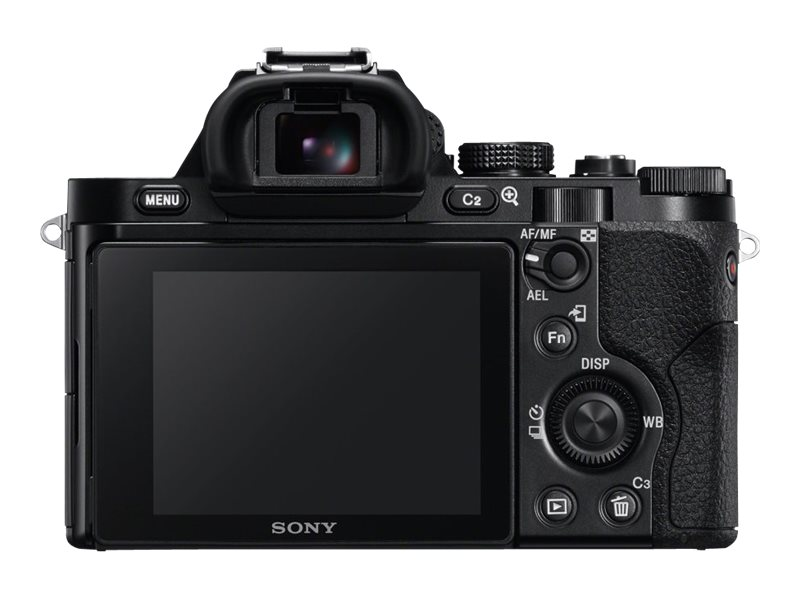 Sony a7 Interchangeable Lens Camera Body Only, ILCE7/B