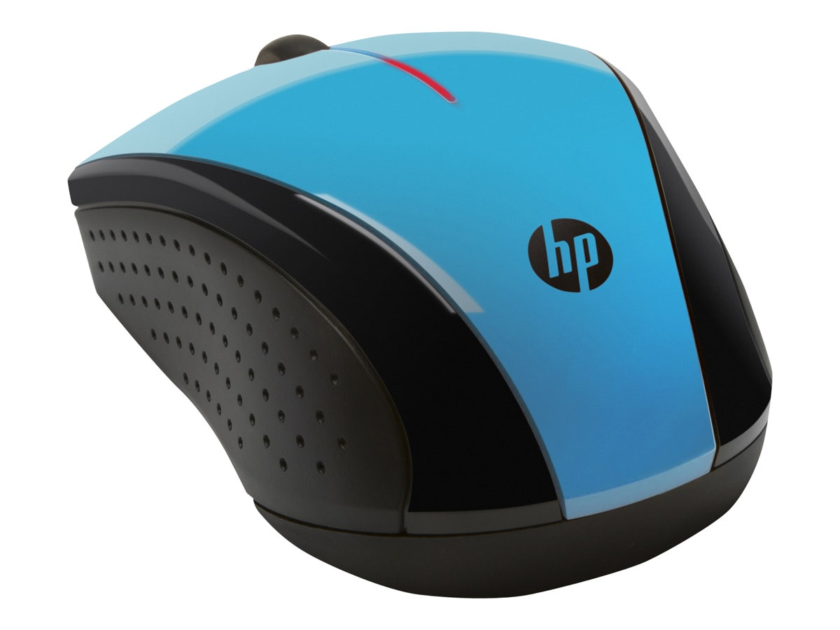 HP Wireless Mouse X3000, Blue, K5D27AA#ABL