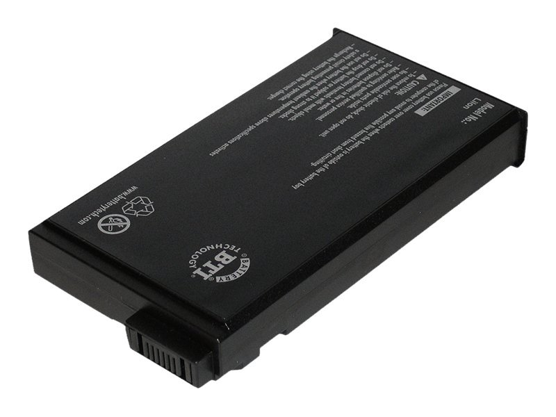 BTI Compaq Presario 1900 Series Li-Ion Battery, CQ-1900L, 187050, Batteries - Notebook