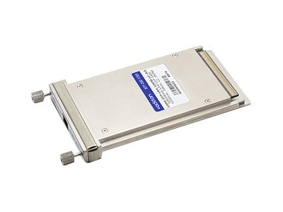 ACP-EP Brocade 100GBase-LR4 CFP Transceiver, TAA, 100G-CFP-LR4-10KM-LC-AO, 30579501, Network Transceivers
