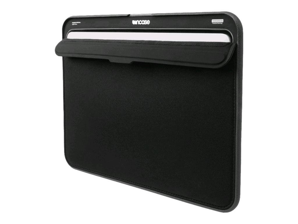 Incipio Incase Icon Sleeve with Tensaerlite for 13 MacBook Air, Black Slate, CL60656