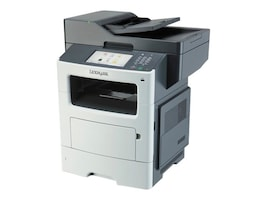 Lexmark MX611dhe Monochrome Multifunction Laser Printer, 35S6702, 14908343, MultiFunction - Laser (monochrome)