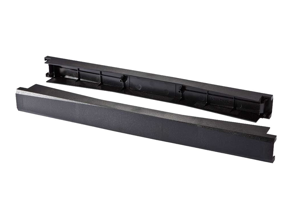 C2G 2U 19 Tool-Less Snap-in Filler Panel, 2-Pack, 14632, 30879301, Rack Mount Accessories
