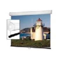 Scratch & Dent Draper Luma 2 Projection Screen, Matte White, 4:3, 72 x 96, 206005, 33627563, Projector Screens
