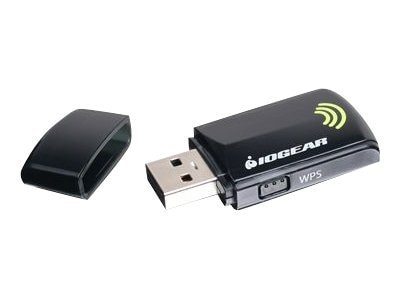 IOGEAR Compact Wireless-N USB Adapter, GWU625