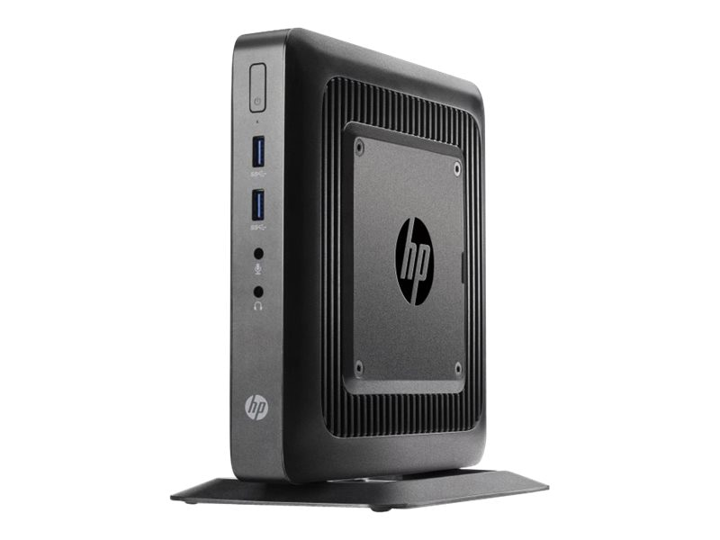 HP t520 Flexible Thin Client AMD DC GX-212JC 1.2GHz 4GB RAM 8GB Flash GbE agn BT ThinPro, G9F06AT#ABA, 17666191, Thin Client Hardware