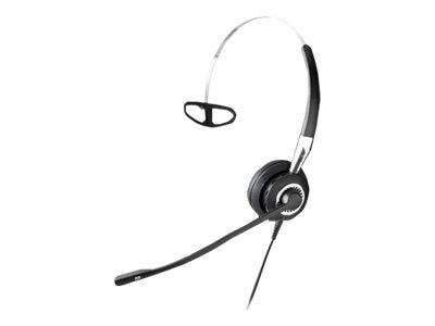 Jabra BIZ 2400 Mono MC Cord Headset with Premium Series Microphone, 2403-820-105