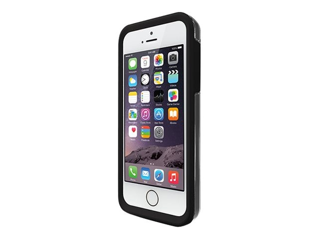 OtterBox My Symmetry for iPhone 5 5S, Black, 77-51702, 20861650, Carrying Cases - Phones/PDAs