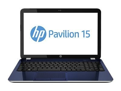 HP Pavilion 15-D054nr : 1.5GHz A4-Series 15.6in display