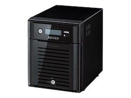 BUFFALO 16TB TeraStation 5400DN SATA NAS, TS5400DN1604, 19021549, Network Attached Storage