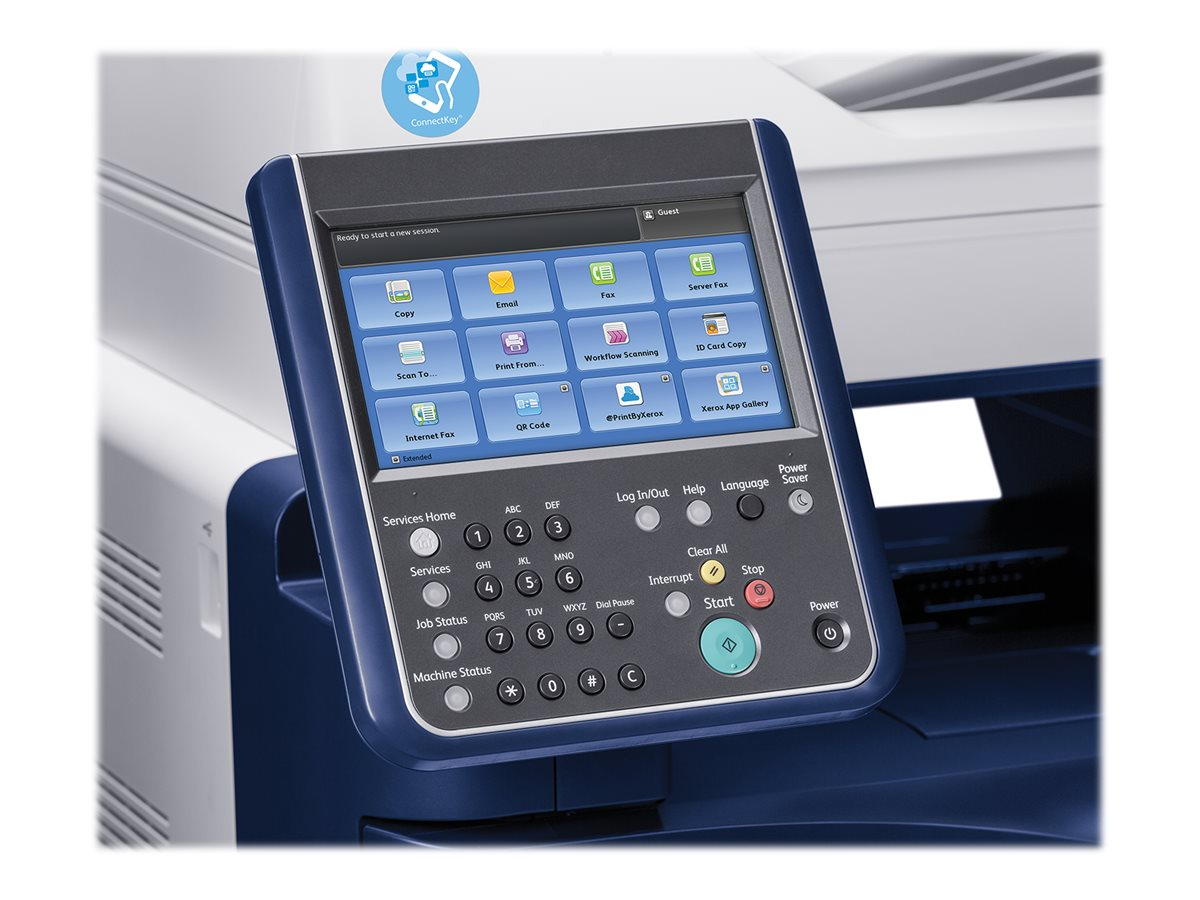 Xerox WorkCentre 3655i X Multifunction Printer, 3655I/X