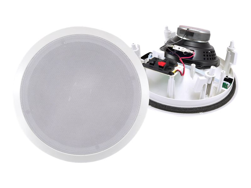 Pyle 250W 6.5 High Performance 2-Way In-Ceiling Speaker System, PIC62A