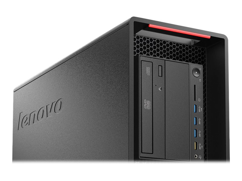 Lenovo TopSeller ThinkStation P510 3.6GHz Xeon Windows 10 Pro 64-bit Edition, 30B5000VUS