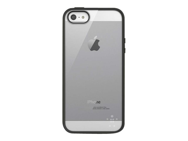 Belkin View Case for iPhone 5 5s, Clear Blacktop, F8W153TTC00