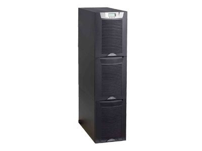 Eaton 9155 10kVA 9kW UPS 3-High (32) Battery Modules, Hardwired I O, with Transformer Module, K41013000000000, 8159243, Battery Backup/UPS