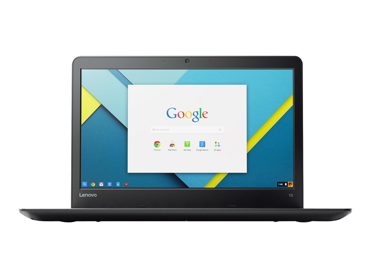 Lenovo TopSeller ThinkPad 13 Chromebook 2.4GHz Core i5 13.3in display, 20GL0007US