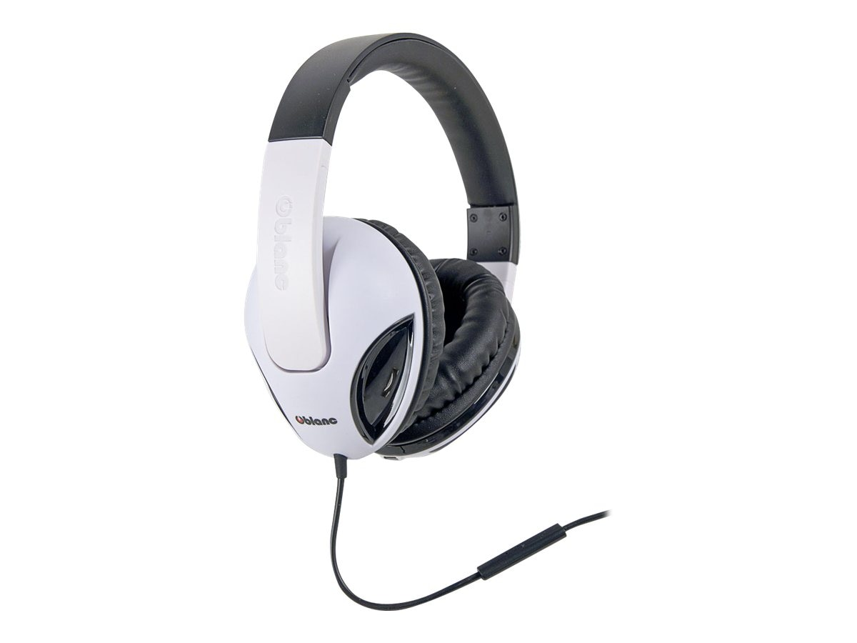 Syba OBLANC Cobra Stereo 2.1 Stereo Headphones w  Microphone