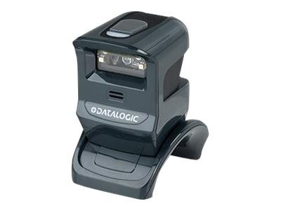 Datalogic Gryphon 4400 2D Presentation Scanner USB Kit, Black, GPS4421-BKK1B