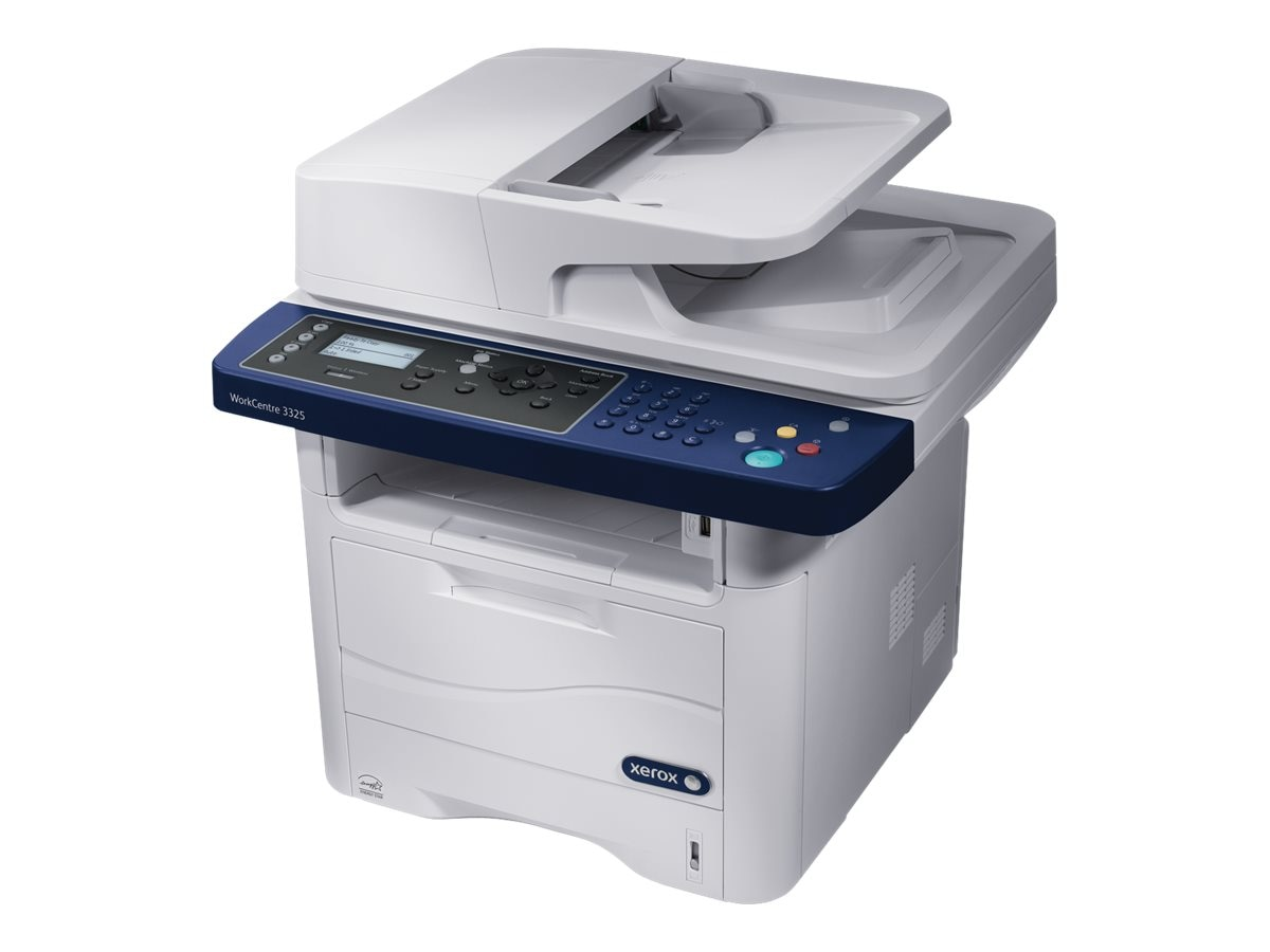 Xerox WorkCentre 3225 DNI Monochrome Multifunction Printer, 3225/DNI, 17960091, MultiFunction - Laser (monochrome)