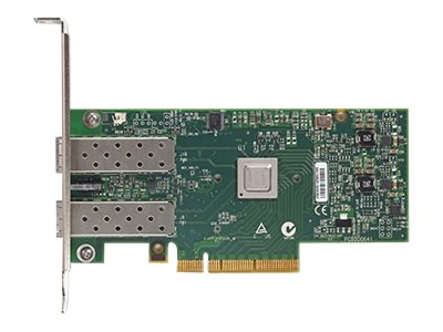 Dell Mellanox Connect X3 2-Port 10GbE SFP+ FH NIC, 540-BBEN, 30926808, Network Adapters & NICs