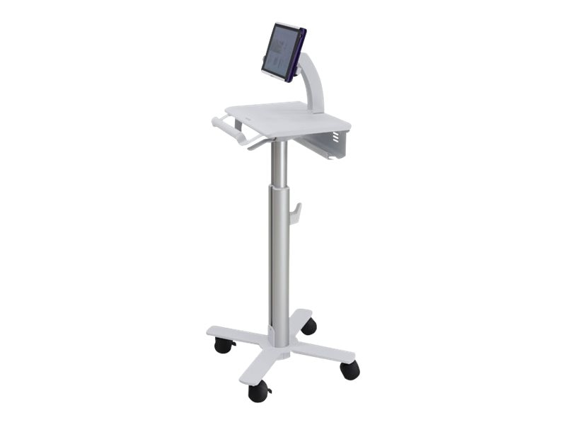 Ergotron StyleView SV10 Tablet Cart, SV10-1400-0, 30600015, Computer Carts