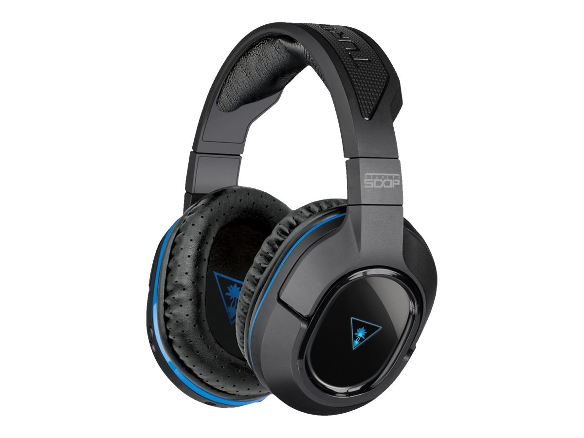 Turtle Beach FG EarForce Stealth 500P Wireless Headset, TBS-3270-01, 18518481, Headsets (w/ microphone)